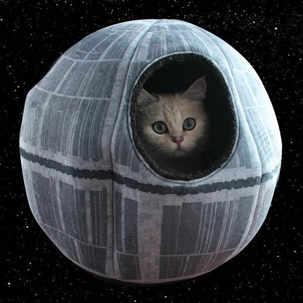 Star Wars Death Star Cat Cave