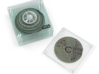 Star Wars Death Star Coaster Set