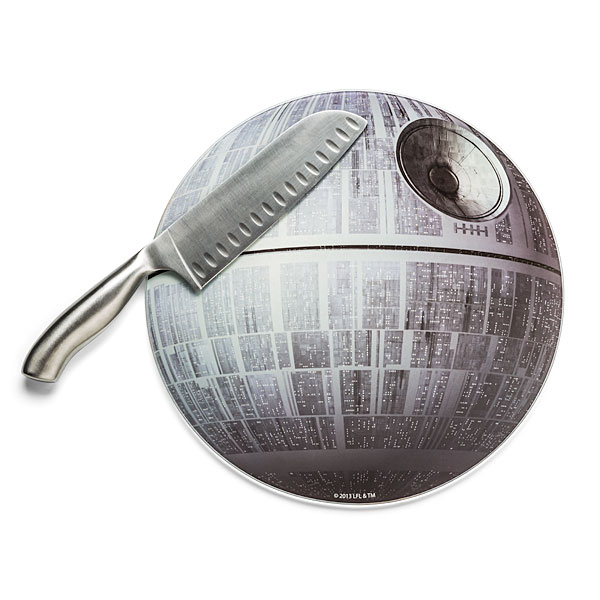 Star Wars Death Star Cutting Board