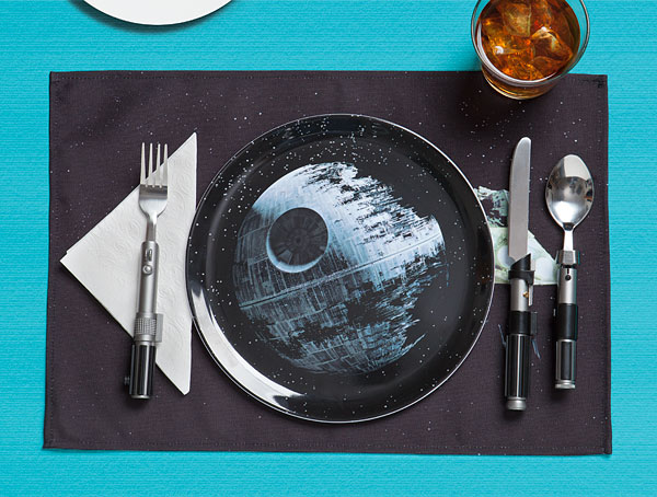 Star Wars Death Star Dinner Set