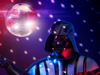 Star Wars Death Star Disco Ball