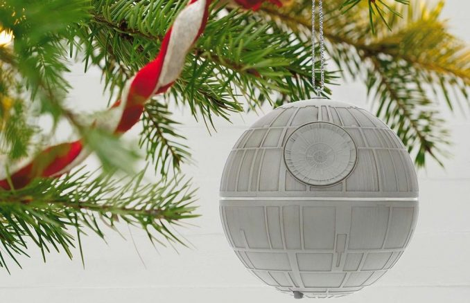 Star Wars Death Star Hallmark Keepsake Ornament