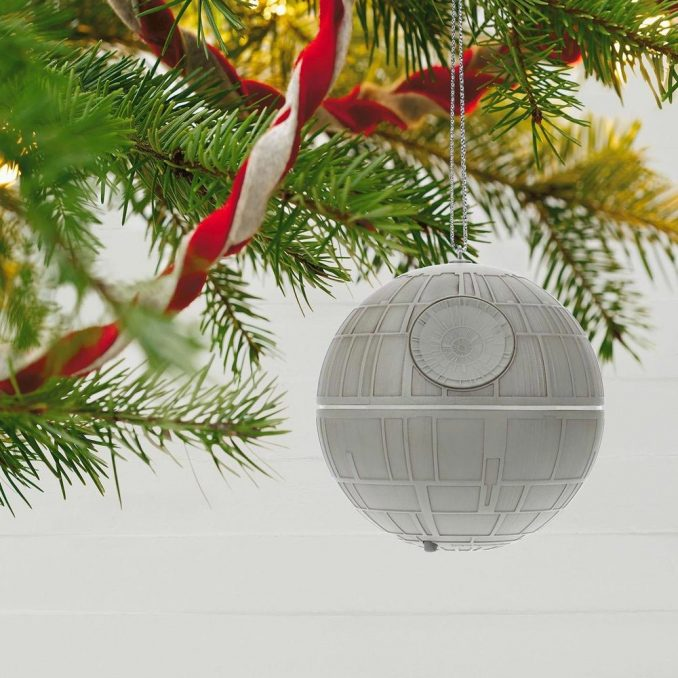 Star Wars Death Star Hallmark Keepsake Ornament
