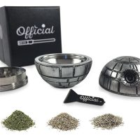 Star Wars Death Star Herb Spice Grinder
