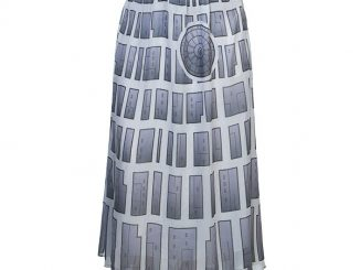 Star Wars Death Star Maxi Skirt