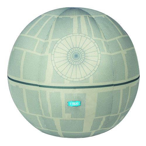 Star Wars Death Star Medium Talking Plush