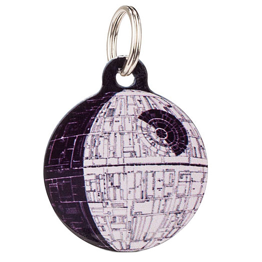 Star Wars Death Star Pet ID Tag