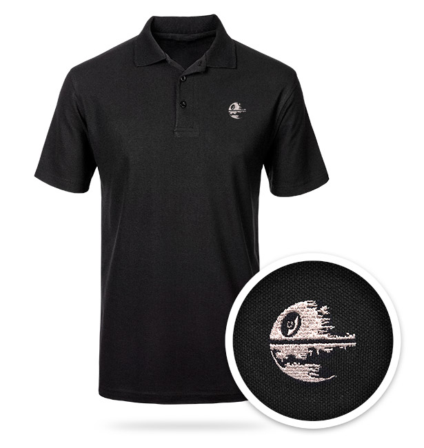 Star Wars Death Star Polo