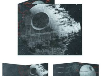 Star Wars Death Star Schematics Mighty Wallet