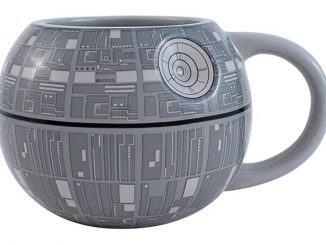 Star Wars Death Star Sculpted Mug