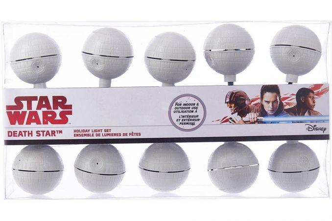 Star Wars Death Star String Lights Box