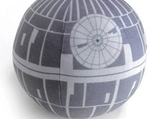 Star Wars Death Star Super Deformed Vehicle Plush