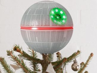 X Wing Starfighter Ornament With Light And Sound