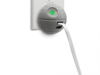 Star Wars Death Star USB Wall Charger