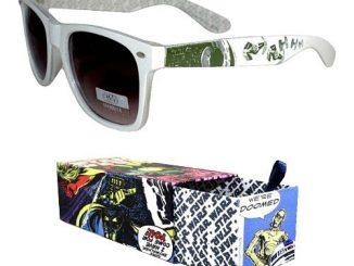 Star Wars Death Star White Adult Sunglasses