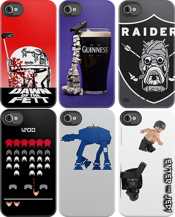 Star Wars Designed iPhone Cases