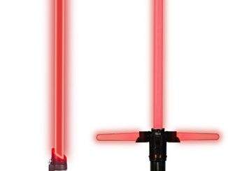 Star Wars Desktop Lightsaber Lamp