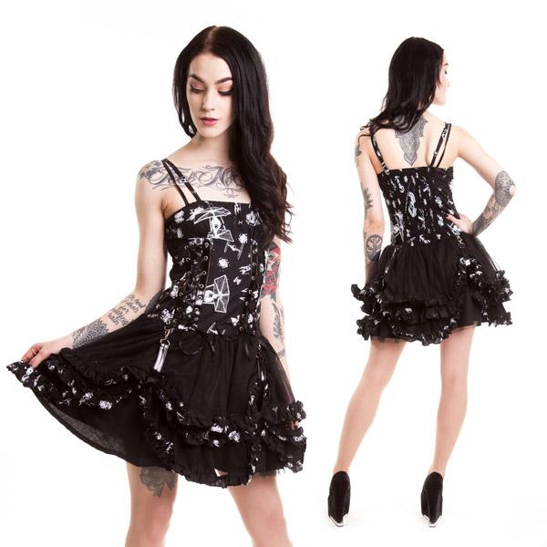 Star Wars Dita Von TIEs Dress 1
