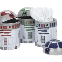 Star Wars Droid Kitchen Containers