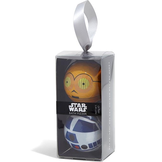 Star Wars Droids Bath Fizzers