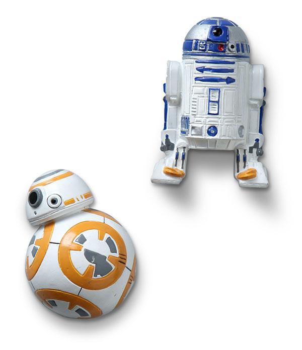 Star Wars Droids Magnet Set