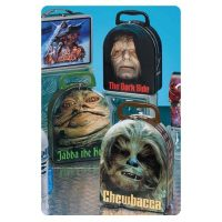 Star Wars Embossed Arch Carry All Lunch Box Set