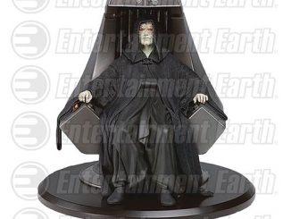 Star Wars Emperor Palpatine 7-Inch Resin Statue