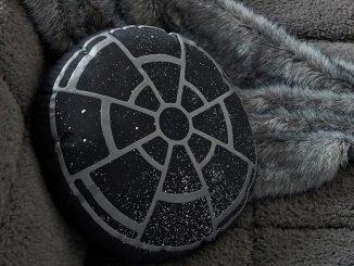 Star Wars Emperor's Throne Room Pillow