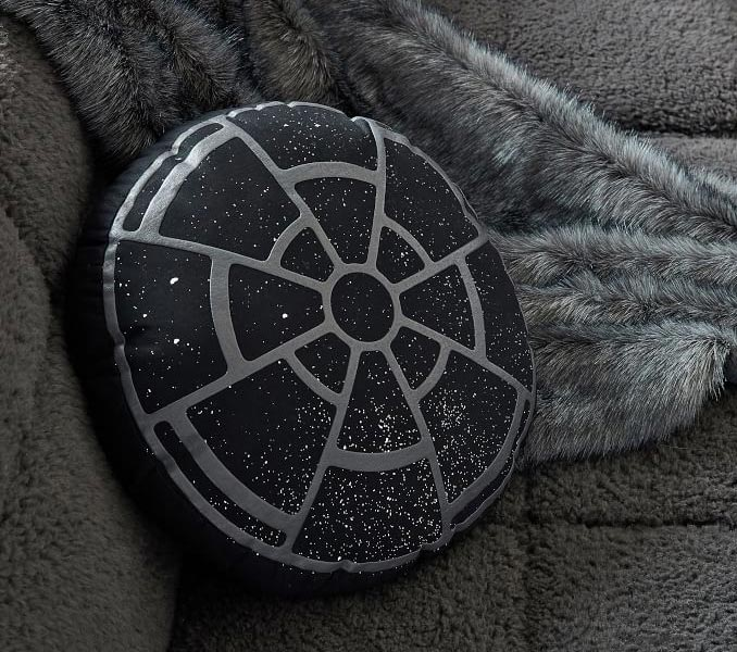 Star Wars Emperor's Throne Room Pillow