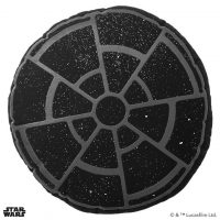 Star Wars Emperor's Throne Room Round Pillow