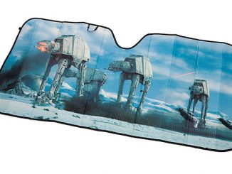 Star Wars Empire Strikes Back Sunshade