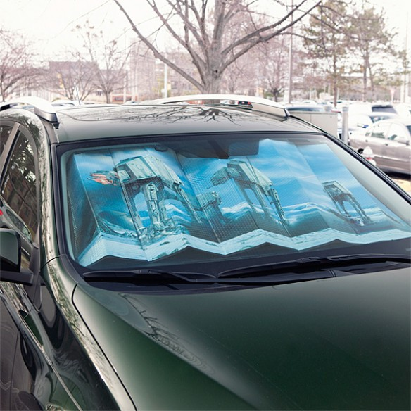 Star Wars Empire Strikes Back Sunshade