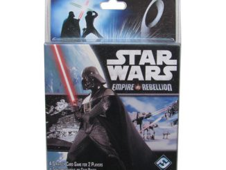 Star Wars Empire vs Rebellion Card Game