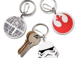 Star Wars Enamel Keychains