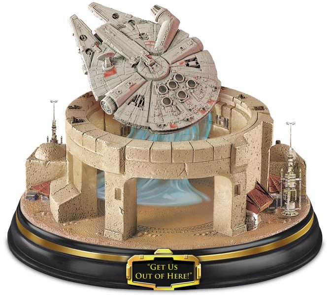 Star Wars Epic Moments Masterpiece Collection