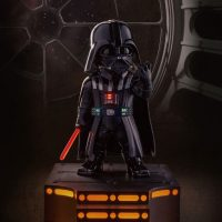 Star Wars Epidode V The Empire Strikes Back Darth Vader Egg Attack Statue