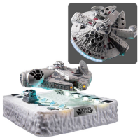 Star Wars Episode V - The Empire Strikes Back Millennium Falcon Floating Version Vehicle