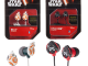 Star Wars Episode VII Ear Bud Headphones Set