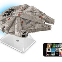 Star Wars Episode VII Millennium Falcon BT Speaker