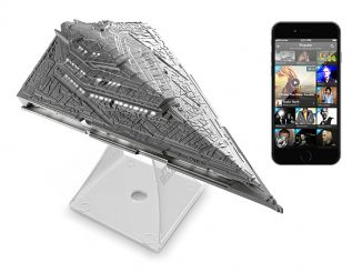 Star Wars Episode VII Star Destroyer BT Speaker