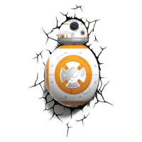 Star Wars Episode VII - The Force Awakens BB-8 Droid 3D Light