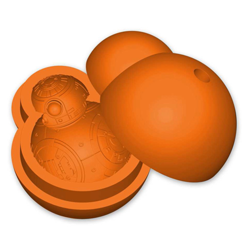 Star Wars Episode VII - The Force Awakens BB-8 Ice Mold Silicone Tray
