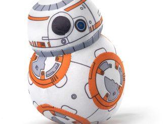 Star Wars Episode VII - The Force Awakens BB-8 Super Deformed Plush