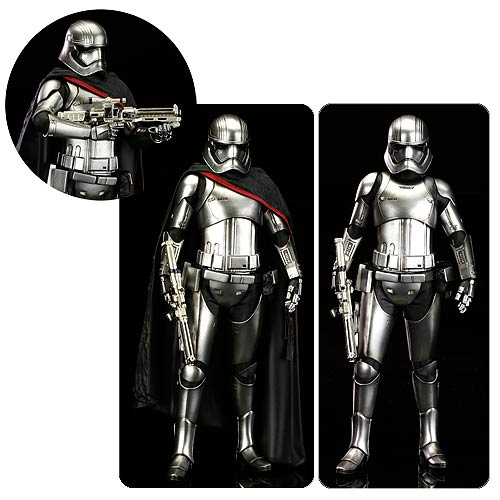 Star Wars Episode VII - The Force Awakens Captain Phasma ArtFX+ Statue