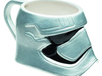 Star Wars Episode VII - The Force Awakens Captain Phasma Molded Ceramic Mug