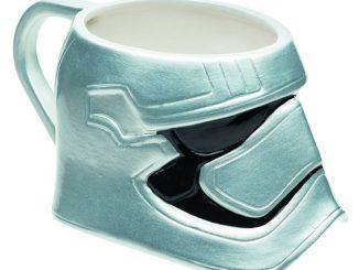 Star Wars Episode VII - The Force Awakens Captain Phasma Molded Ceramic Mug
