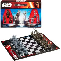 Star Wars Episode VII The Force Awakens Chess Game by Hasbro