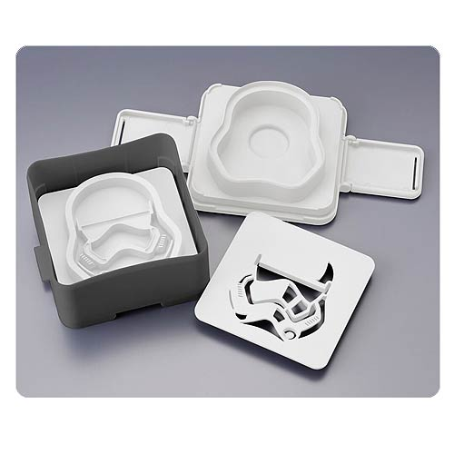 Star Wars Episode VII - The Force Awakens First Order Stormtrooper Pouch Sandwich Shaper