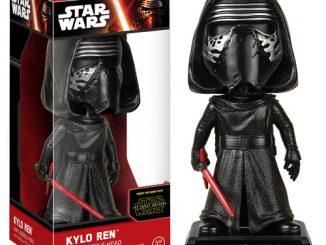 Star Wars Episode VII - The Force Awakens Kylo Ren Bobble Head