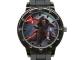 Star Wars Episode VII - The Force Awakens Kylo Ren Grey Silicone Strap Watch